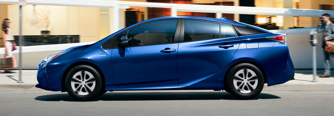 Differences between the Prius vs Prius C vs Prius V