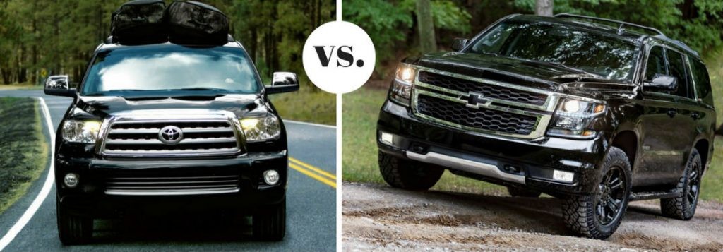 Toyota Decatur Al >> Pros and Cons of the 2017 Toyota Sequoia vs the 2017 ...