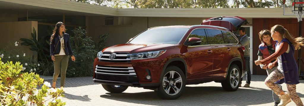 New Toyota Highlander Decatur Al Autos Post