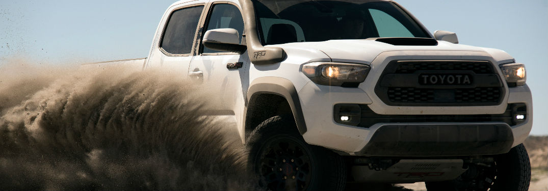 2019 Toyota Tacoma Trd Pro Performance Equipment Upgrades