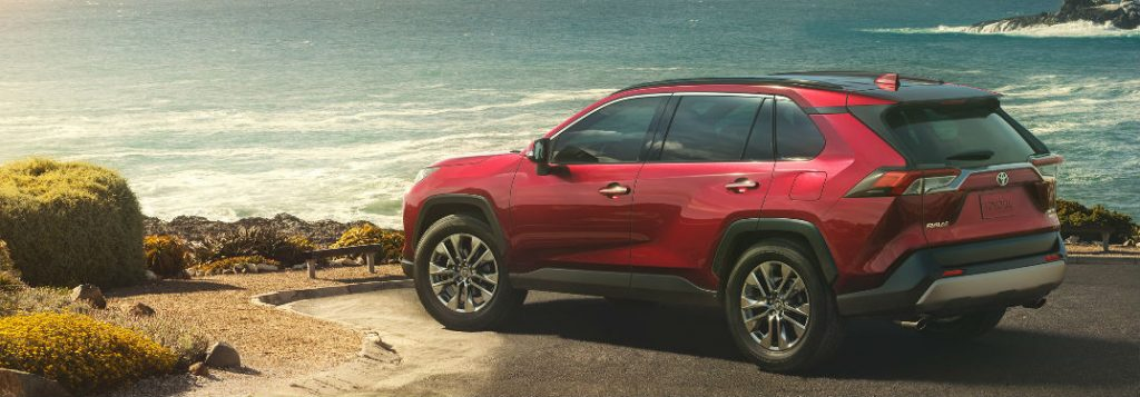 Toyota Decatur Al >> 2019 Toyota RAV4 Passive and Active Safety Systems