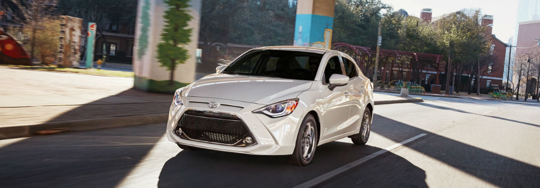 2019 Toyota Yaris Sedan Model Grade Lineup And Specifications