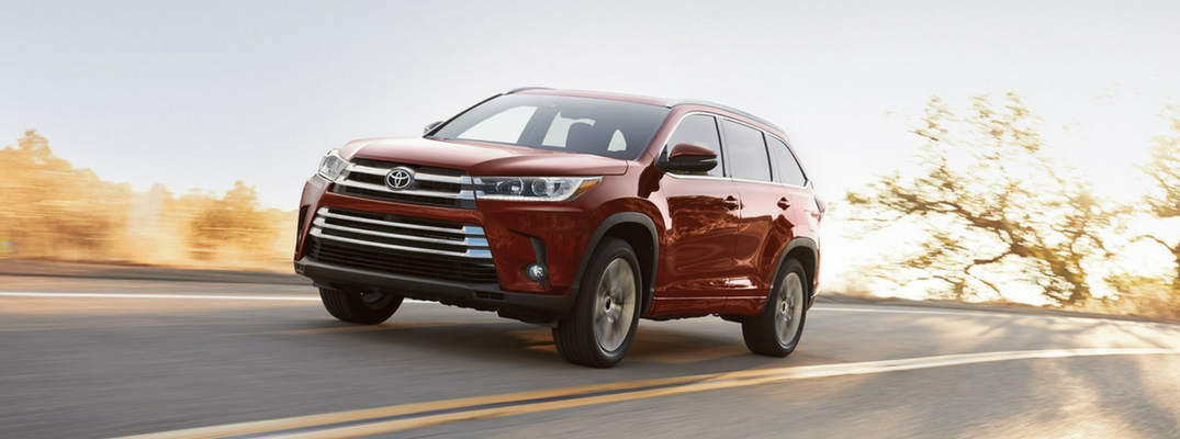 How Much Can The 2018 Toyota Highlander Tow