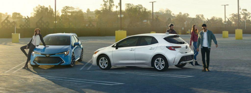 Al Serra Used >> 2019 Toyota Corolla Hatchback exterior paint color options