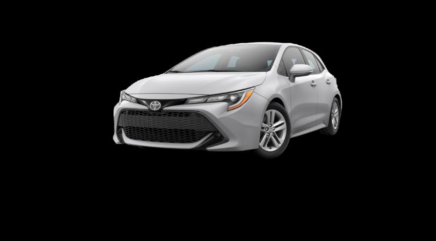 2019 Toyota Corolla Hatchback Exterior Paint Color Options