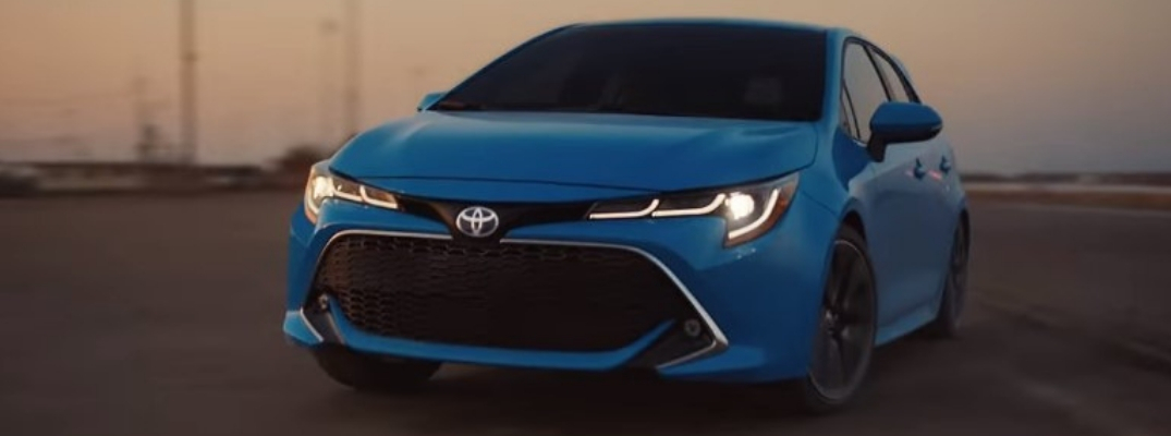2019 Toyota Corolla Hatchback Commercial With A Pinata
