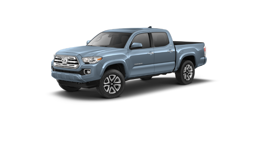 2019 Toyota Tacoma in Cavalry Blue