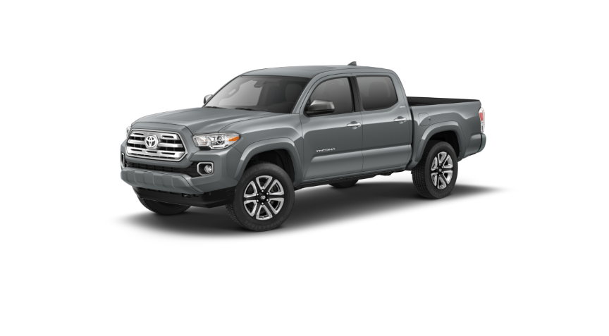 2019 Toyota Tacoma in Cement