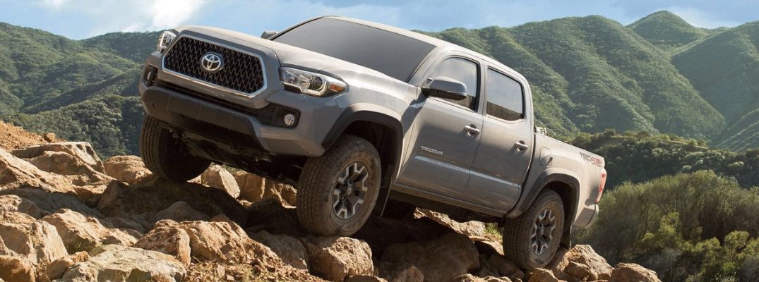 Toyota Tacoma Towing Capacity >> How Much Can The 2019 Toyota Tacoma Tow