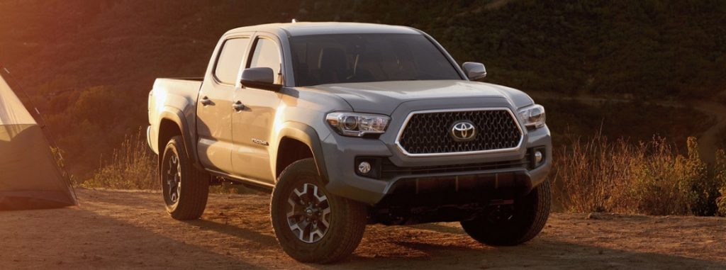 Al Serra Used >> What are the 2019 Toyota Tacoma Exterior Paint Color ...