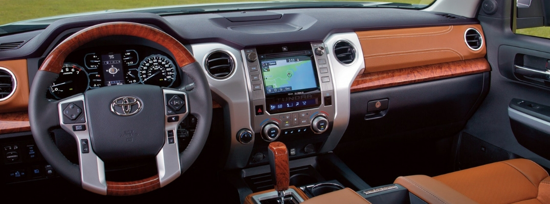 What Types Of Seats Are In The 2019 Toyota Tundra