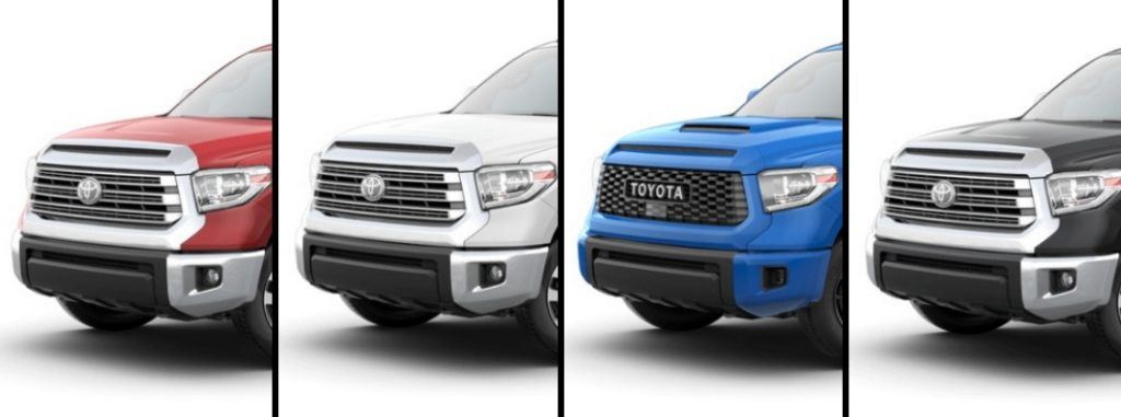 Toyota Decatur Al >> What are the 2019 Toyota Tundra Exterior Paint Color Options?