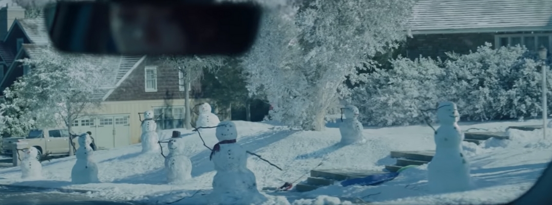 'Toyotathon: Home for the Holidays' Commercial Screenshot