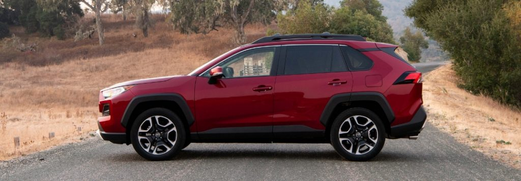Al Serra Used >> 2019 Toyota RAV4 Driver-Assistance and Safety Features