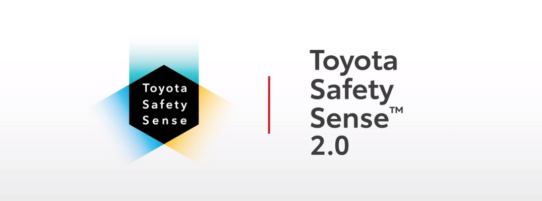 Toyota Safety Sense 2.0 Banner