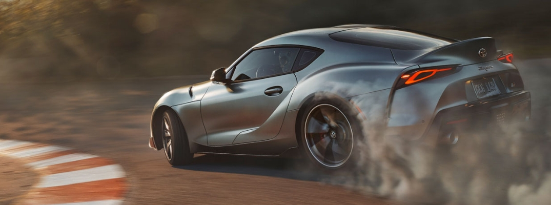 How Fast Can The 2020 Toyota Supra Go 0 60 Mph Toyota Of Decatur
