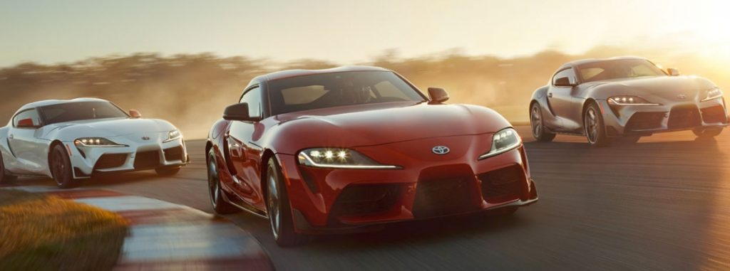 Which Driver-Assistance Systems are in the 2020 Toyota Supra?
