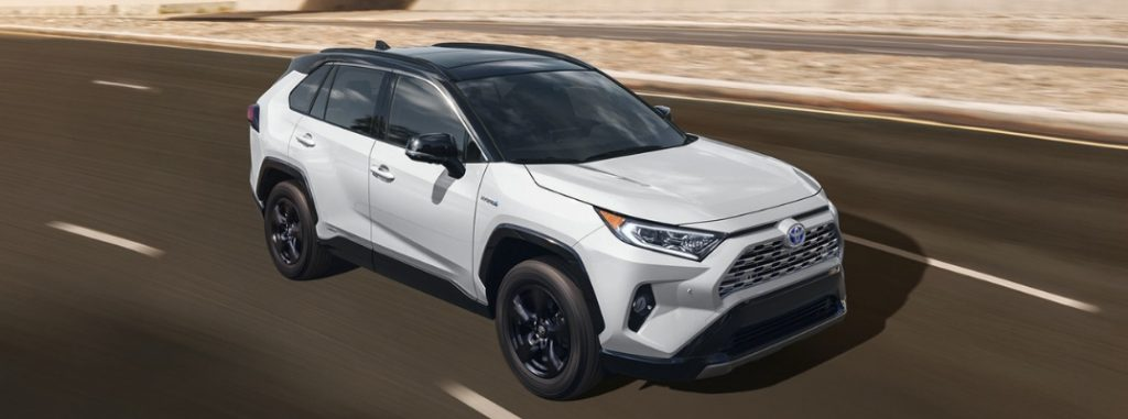 Toyota Highlander Vs Toyota 4Runner >> 2019 Toyota RAV4 Hybrid Interior and Exterior Color Options