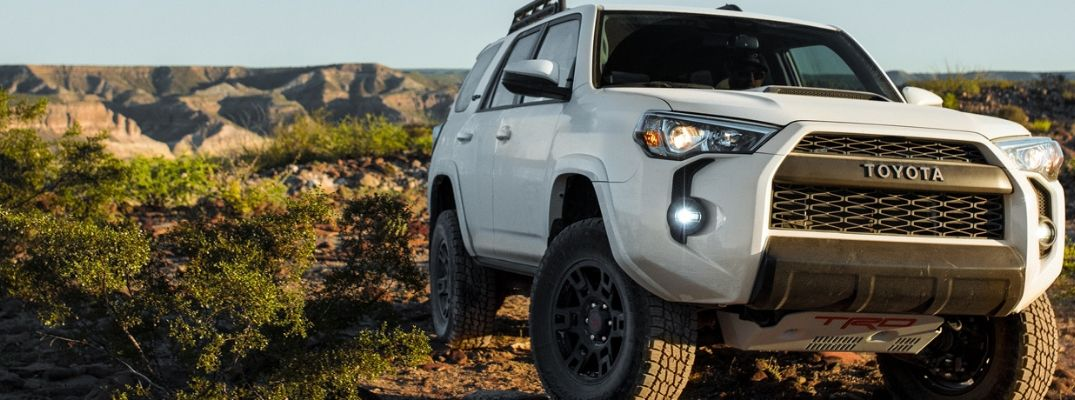 2019 Toyota 4runner Cargo Capacity And Dimensions