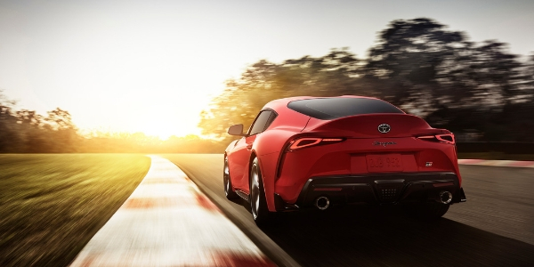 2020 Toyota GR Supra Launch Edition Photo Gallery