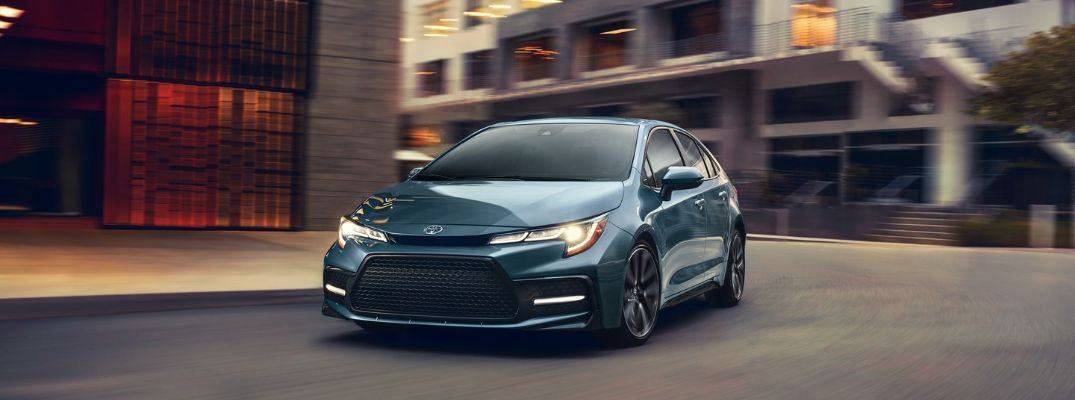 Available 2020 Toyota Corolla Exterior And Interior Color