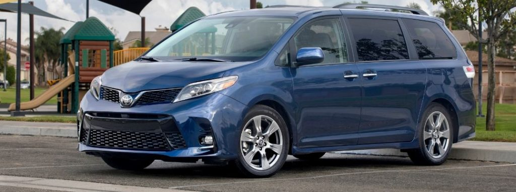 Toyota Decatur Al >> 2019 Toyota Sienna Infotainment and Technology Features