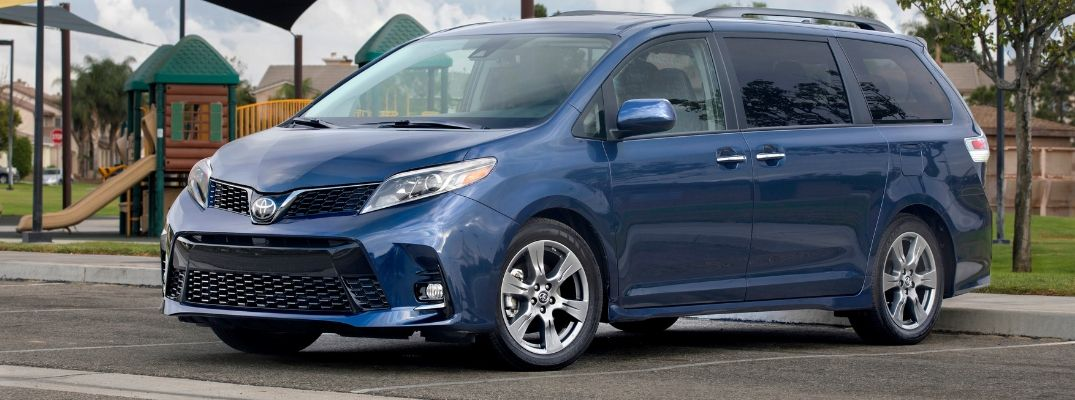 How Much Can The 2019 Toyota Sienna Tow