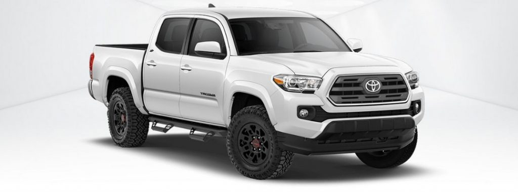Toyota Tacoma Xp Predator Package Design Features