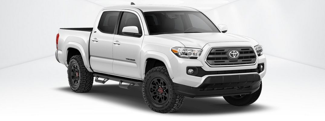 Toyota Of The Desert >> Toyota Tacoma Xp Predator Package Design Features