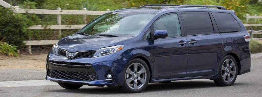 4Runner Vs Highlander >> 2020 Toyota Sienna Interior and Exterior Color Options