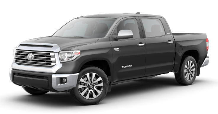 2020 Toyota Tundra in Magnetic Gray Metallic