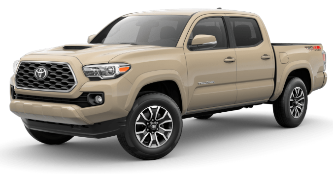 2020 Toyota Tacoma in Quicksand
