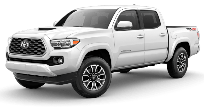 What Are The Color Options Of The 2020 Toyota Tacoma