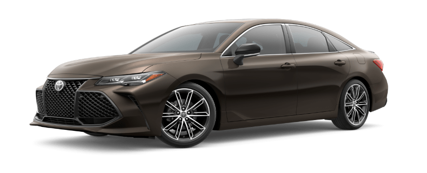 2020 Toyota Avalon in Brownstone