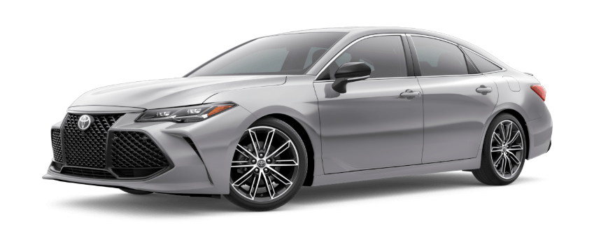 2020 Toyota Avalon in Celestial Silver Metallic