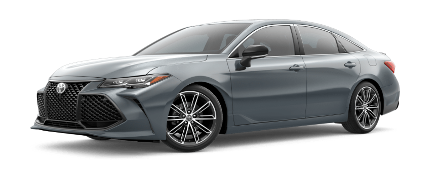 2020 Toyota Avalon in Harbor Gray Metallic