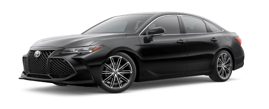 2020 Toyota Avalon in Midnight Black Metallic