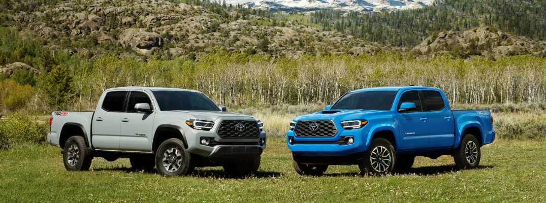 Rugged Style and Design Offered In 2020 Toyota Tacoma