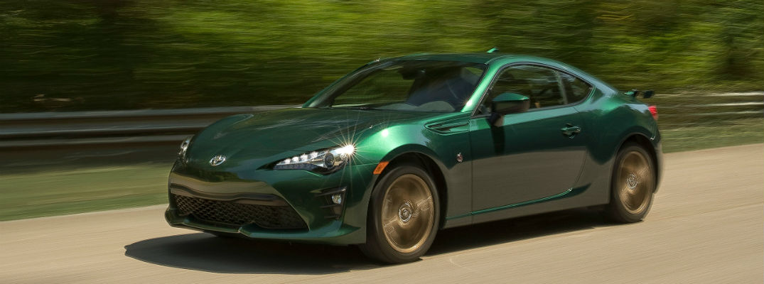 What Colors Does the 2020 Toyota 86 Sports Car Come In?