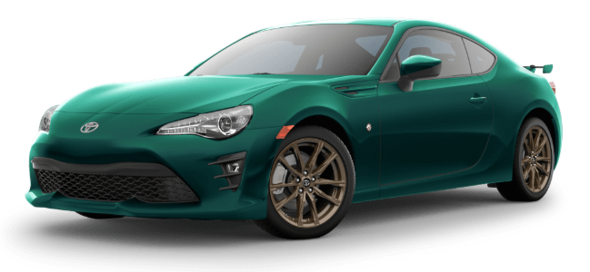 2020 toyota 86 available exterior color options lineup