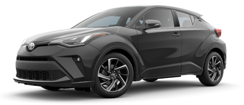 2020 Toyota C-HR in Magnetic Gray Metallic