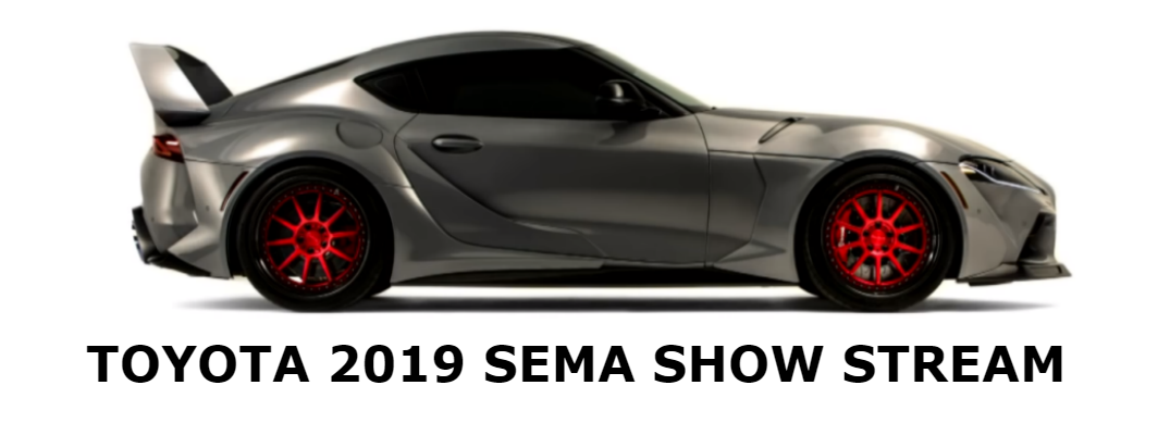 How Can I Watch The 2019 SEMA Show Online?