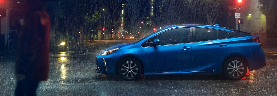 Check Out the 2020 Toyota Prius Colors