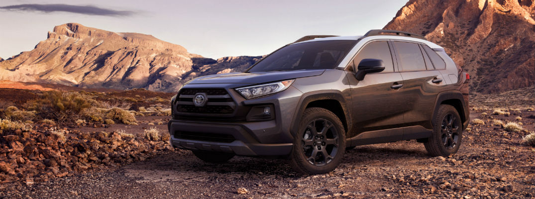 Are the 2020 Toyota RAV4 and RAV4 Hybrid Available in the Same Exterior Colors?