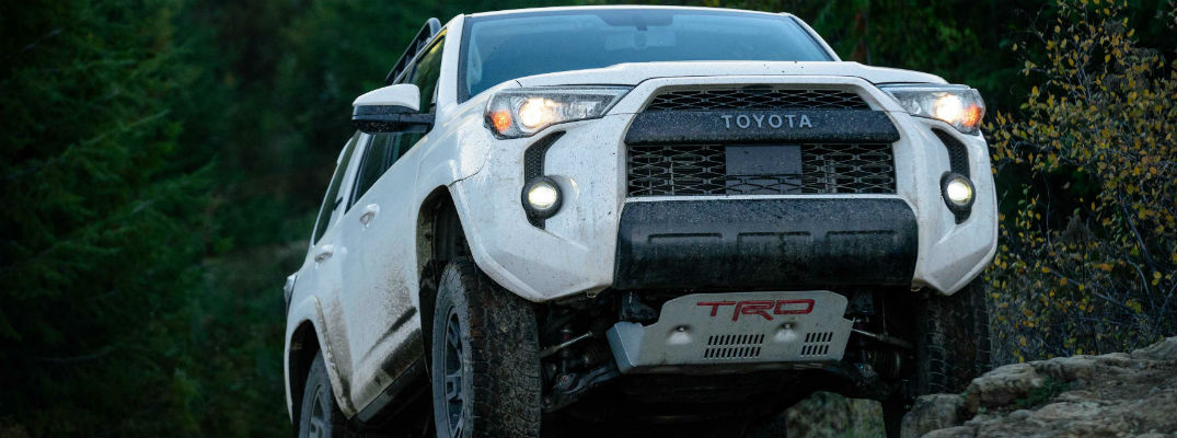 What Sets the 2020 Toyota 4Runner TRD Pro Apart From the Lineup?