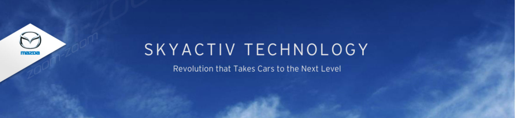 Cars with Skyactiv Technology