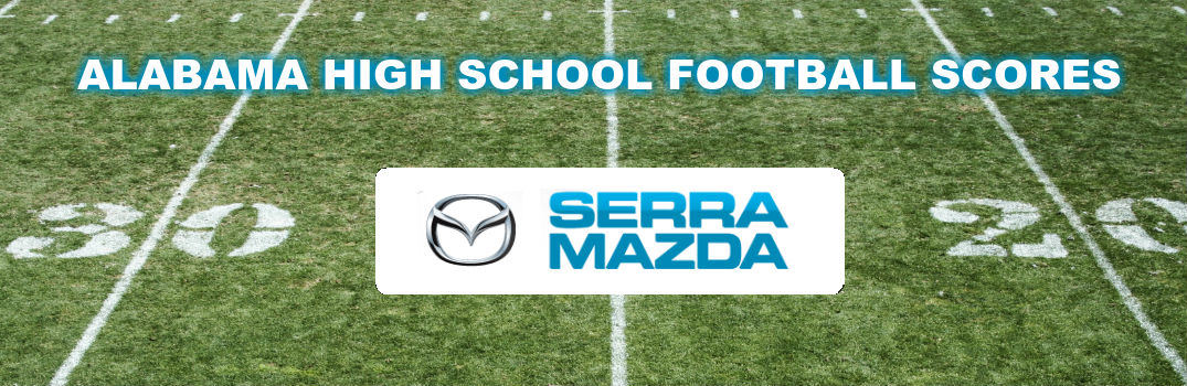 Where to find Alabama high school football scores.