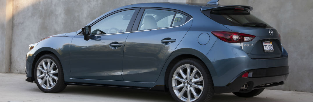 2016 Mazda 3 color options and trim level