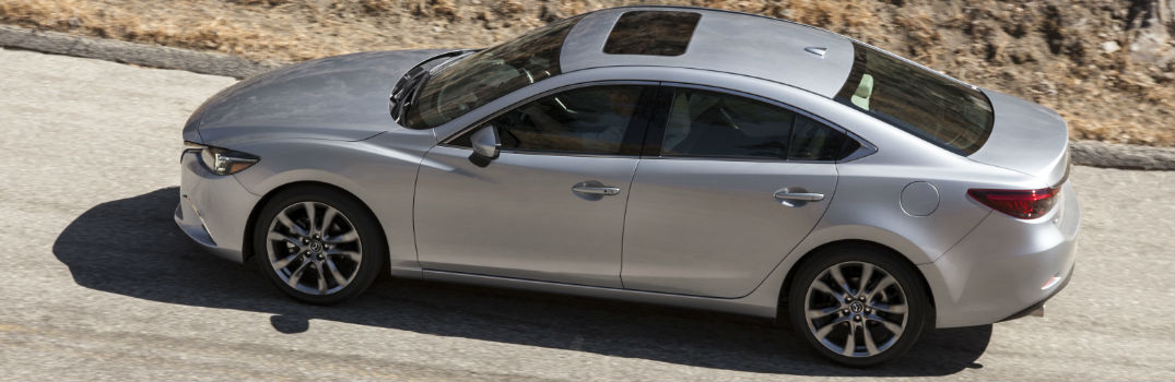 2016 Mazda 6 Safety Ratings And Awards