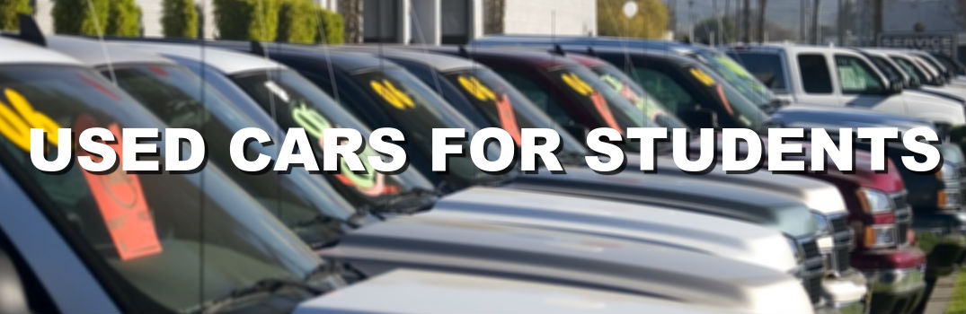 Used cars for students in Trussville AL